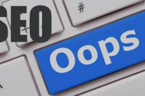 Errores comunes de SEO y su solución